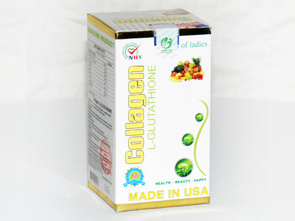 Collagen L-Glutathione